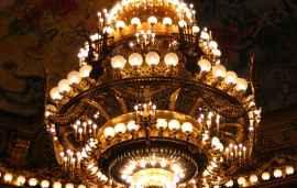 Những chiếc đèn chùm nổi tiếng trên thế giới